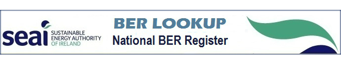 BER Register Lookup