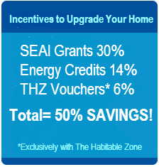 incentives to Upgrade your home